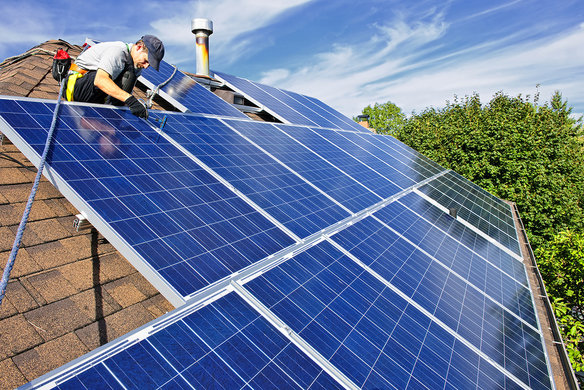Adding Solar Panels to an Existing System