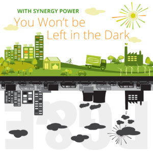 With Synergy You're Never Left In The Dark